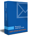 Traffic Inspector Anti-Spam powered by Kaspersky